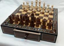 رقعة شطرنج مصدفة
