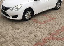 نيسان تيدا Nissan Tiida GCC 2015
