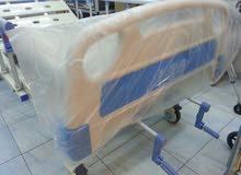 سرير طبي 3 حركات يدوي ( 260 دينار ) شامل توصيل