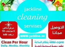 jackline cleaning servies