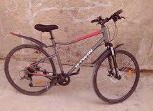 دراجة btwin