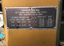 مولد كهرباء 125 كي في