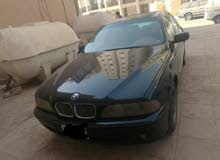 Used condition BMW 523 1997 with +200,000 km mileage