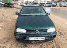 Volkswagen Golf car for sale 1994 in Tripoli city