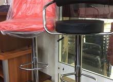 مطلوب كرسي بار مستعمل استعمال نظيف او جديد