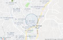أسكان ألأمير طلال عماره ثلاث طوابق بنا حديث مساحه البنا 100م مساحه الارض 150
