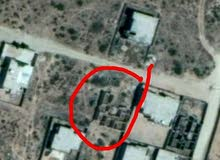 قطعة ارض مساحته 500 وبه هيكله مساحته 170 للبيع او استبدال