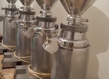 ماكينة طحن القهوة والبهارات