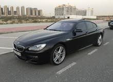 BMW 640i Grand Coupe M KIT , GCC Spec ,full service history at AGMC