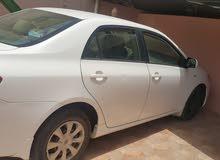 Toyota Corolla car for sale 2008 in Bidbid city
