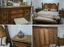 غرفه نوم صينية في حاله ممتازة للبيع