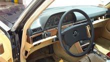 مرسيدس كلاسيك ثمانيه سلندر وارد موديل 1985 E380