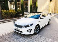 Hybrid Fuel/Power   Kia Optima 2013