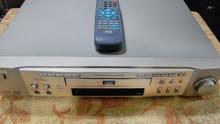 جهاز دي في دي DVD /SVCD/CD-MP3 بحالة ممتازة للبيع