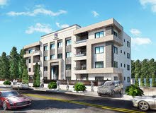 Airport Road - Nakheel Village neighborhood Amman city - 1000 sqm apartment for sale