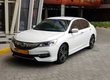 Used condition Honda Accord 2016 with 0 km mileage