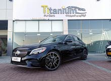 1 - 9,999 km Mercedes Benz C 300 2019 for sale
