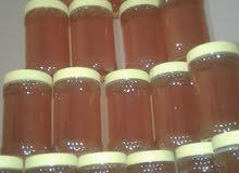بيع العسل الحر وزيت الزيتون