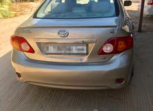 For sale Toyota Corolla car in Tripoli