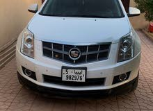 White Cadillac SRX 2012 for sale
