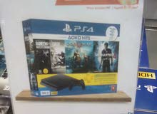I am selling PlayStation 4  500gb + 3 Games + 3 months Sub