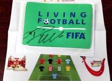 Cristiano Ronaldo Game-Used signed Portugal World Cup Captain's Armband