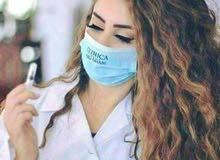 أخصائية مختبر طبي