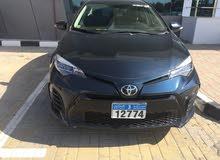 Toyota Corolla 2018 For sale - Blue color