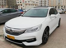 Honda Accord car for sale 2016 in Salala city