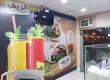 مطعم شاورما للتقبيل مجهز بالكامل