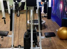 Multifunctional Workout Station