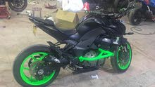 Kawasaki motorbike 2014 for sale