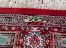 سجاد ايراني حرير طبيعي شغل يدوي
