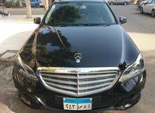 Mercedes Benz S 500 - Cairo