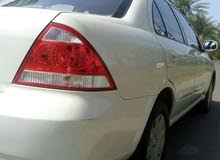 White Nissan Sunny 2011 for sale