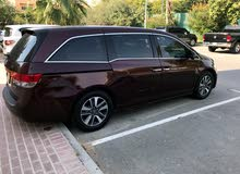 Honda Odyssey 2014 Touring edition Excellent conditions (lady use)