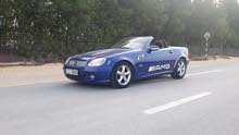Mercedes SLK 320 Full options Low mileage 2004 Model