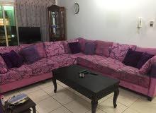 للبيع اثاث شقة بالكامل بداعي السفر ومغادرة الكويت
