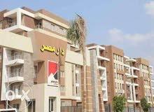 شقة 140 متر بدار مصر القرنفل
