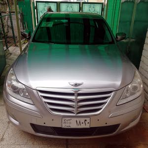 Hyundai Genesis car for sale 2010 in Baghdad city