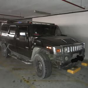 Hummer H2 2006 - Sharjah