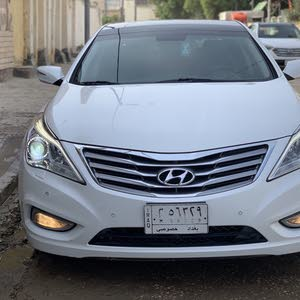 Used condition Hyundai Azera 2014 with 50,000 - 59,999 km mileage
