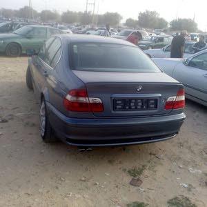 BMW320 محرك سعه سته سلندر