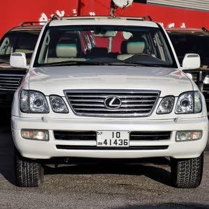 2007 Lexus LX470 V8