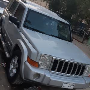سيارة جيب كوماندر 2007