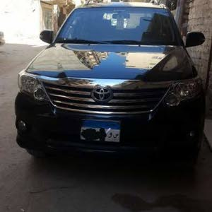 Used Toyota Fortuner for sale in Alexandria