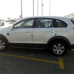 للبيع   سيارة شيفرولية كابتيفا 2007   بسعر  13500 ريال