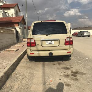 Lexus LX 2000 For sale - Beige color