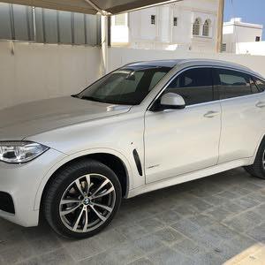 BMW X6 2016  M Kit free service U/Warranty