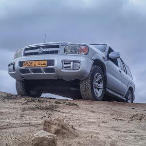 +200,000 km Nissan Pathfinder 2003 for sale